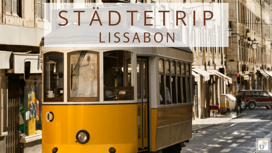 Lissabon: Tag 01: Anreise und Erklimmung vom «Miradouro da Nossa Senhora do Monte»