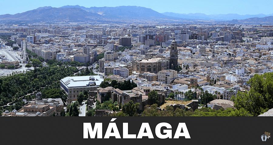 Stadtrundgang durch Málaga: Spanien – Andalusien – Costa del Sol